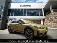 New 2021 Subaru Crosstrek Limited SUV JF2GTHNC0MH215040 CM013 in Atlanta GA