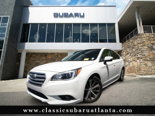 Used 2017 Subaru Legacy 3.6R Limited with Sedan in Atlanta, GA