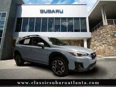 New 2020 Subaru Crosstrek Limited SUV JF2GTANCXL8253817 CL048 in Atlanta GA