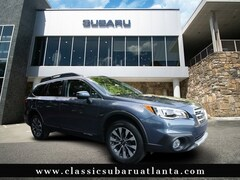 Certified Pre-Owned 2017 Subaru Outback 2.5i Limited with SUV SP1189 Atlanta, GA