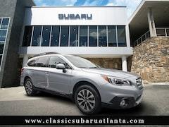 Certified Pre-Owned 2017 Subaru Outback 2.5i Limited with SUV 31383A Atlanta, GA