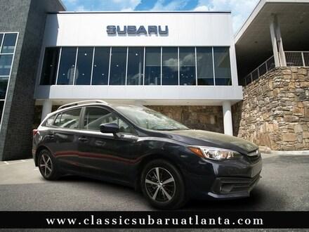 New 2020 Subaru Impreza Premium 5-door Atlanta, GA