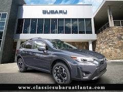 New 2021 Subaru Crosstrek Limited SUV JF2GTHNC4MH215994 CM014 in Atlanta GA