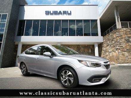 New 2020 Subaru Legacy Premium Sedan Atlanta, GA