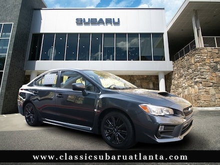 New 2020 Subaru WRX Base Trim Level Sedan Atlanta, GA