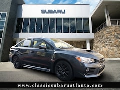 New 2020 Subaru WRX Base Model Sedan JF1VA1A69L9812754 WL008 in Atlanta GA