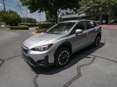 New 2021 Subaru Crosstrek Premium SUV JF2GTAPC3M8201850 CM002 in Atlanta GA