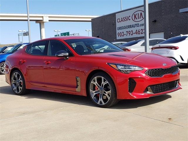 2021 Kia Stinger Sedan