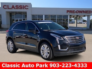 Used 2018 CADILLAC XT5 Premium Luxury SUV for sale in Texarkana, TX