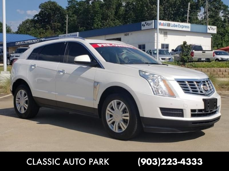 Used 2016 CADILLAC SRX For Sale at Classic Mazda   VIN