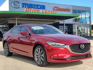 New 2020 Mazda Mazda6 Grand Touring Reserve Sedan for sale or lease in Texarkana, TX