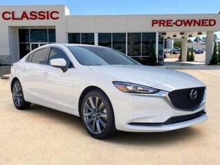 New 2019 Mazda Mazda6 Grand Touring Sedan for sale or lease in Texarkana, TX