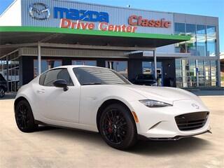 New 2020 Mazda Mazda MX-5 Miata RF Club Convertible for sale or lease in Texarkana, TX