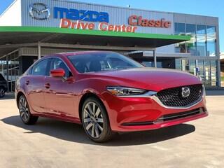 New 2020 Mazda Mazda6 Grand Touring Sedan for sale or lease in Texarkana, TX