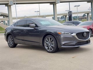 New 2020 Mazda Mazda6 Grand Touring Sedan for sale or lease in Texarkana, TX