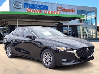 New 2021 Mazda Mazda3 2.5S Sedan for sale or lease in Texarkana, TX