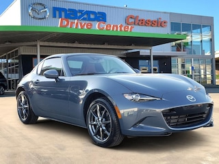 New 2020 Mazda Mazda MX-5 Miata RF Grand Touring Convertible for sale or lease in Texarkana, TX
