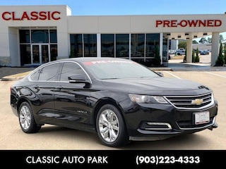 Used 2018 Chevrolet Impala LT w/1LT Sedan for sale in Texarkana, TX