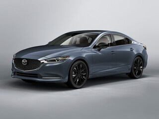 New 2021 Mazda Mazda6 Signature Sedan for sale or lease in Texarkana, TX