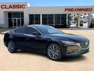 New 2019 Mazda Mazda6 Signature Sedan for sale or lease in Texarkana, TX