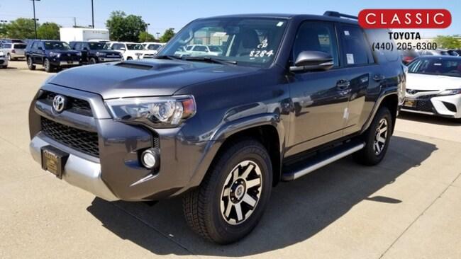 2019 Toyota 4Runner TRD Off Road Premium SUV