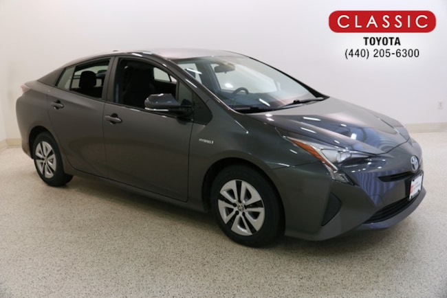 Used 2016 Toyota Prius For Sale at Classic Toyota | VIN