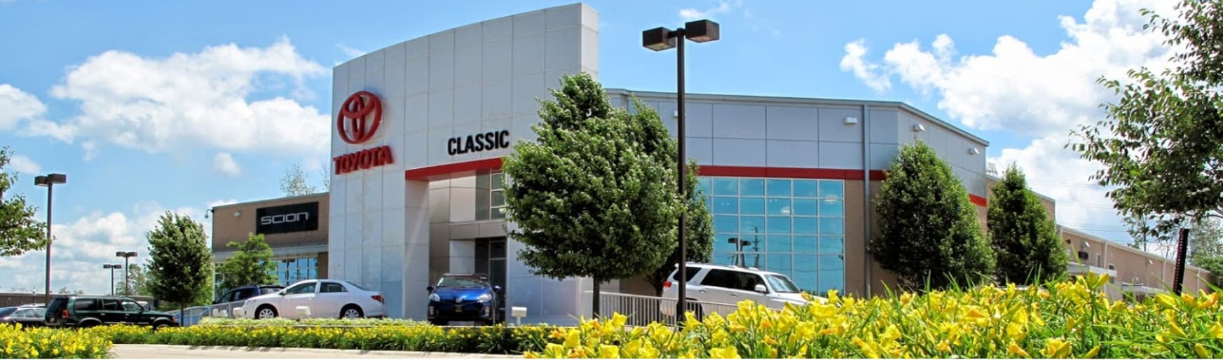 Classic Chevy Mentor >> Classic Toyota New Toyota Dealership In Mentor Oh