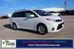 New 2020 Toyota Sienna LE 8 Passenger Van in Galveston, TX