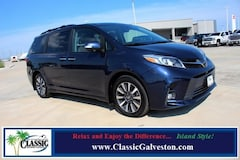 New 2019 Toyota Sienna Limited 7 Passenger Minivan/Van in Galveston, TX