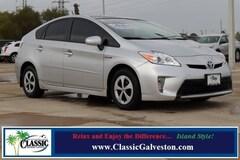Used 2015 Toyota Prius Four Hatchback in Galveston, TX