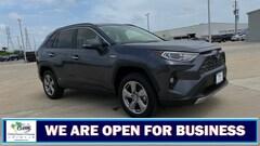 New 2020 Toyota RAV4 Hybrid Limited SUV in Galveston, TX