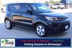 Used 2016 Kia Soul Base FWD Hatchback in Galveston, TX
