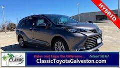 New 2021 Toyota Sienna XLE 8 Passenger Van in Galveston, TX