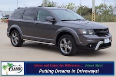 Used 2015 Dodge Journey Crossroad SUV in Galveston, TX
