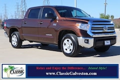 Used 2016 Toyota Tundra SR5 5.7L V8 w/FFV Truck CrewMax in Galveston, TX
