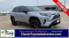 New 2021 Toyota RAV4 Hybrid XSE SUV in Galveston, TX