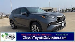 New 2021 Toyota Highlander XLE SUV in Galveston, TX