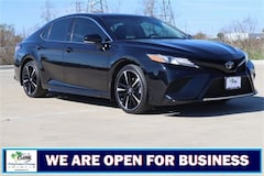 Certified 2018 Toyota Camry XSE V6 Sedan in Galveston, TX