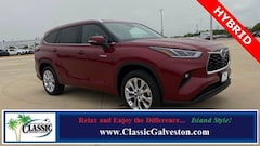 New 2020 Toyota Highlander Hybrid Limited SUV in Galveston, TX
