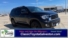 New 2021 Toyota Sequoia TRD Sport SUV in Galveston, TX