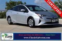 Certified 2017 Toyota Prius Three Hatchback in Galveston, TX