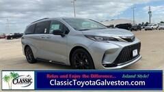 New 2021 Toyota Sienna XSE 7 Passenger Van Passenger Van in Galveston, TX