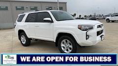 New 2020 Toyota 4Runner SR5 SUV in Galveston, TX