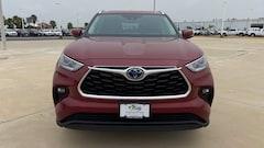 New 2020 Toyota Highlander Hybrid Limited SUV in Galveston, TX