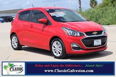 Used 2020 Chevrolet Spark LT w/1LT CVT Hatchback in Galveston, TX