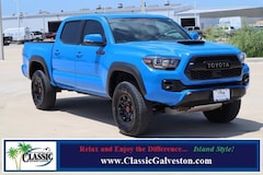 Used 2019 Toyota Tacoma TRD Pro V6 Truck Double Cab in Galveston, TX