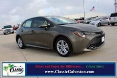 New 2020 Toyota Corolla Hatchback SE Hatchback in Galveston, TX