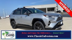 New 2020 Toyota RAV4 Hybrid XSE SUV in Galveston, TX