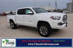 New 2019 Toyota Tacoma Limited V6 Truck in Galveston, TX