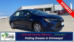 New 2021 Toyota Corolla Hybrid LE Sedan in Galveston, TX